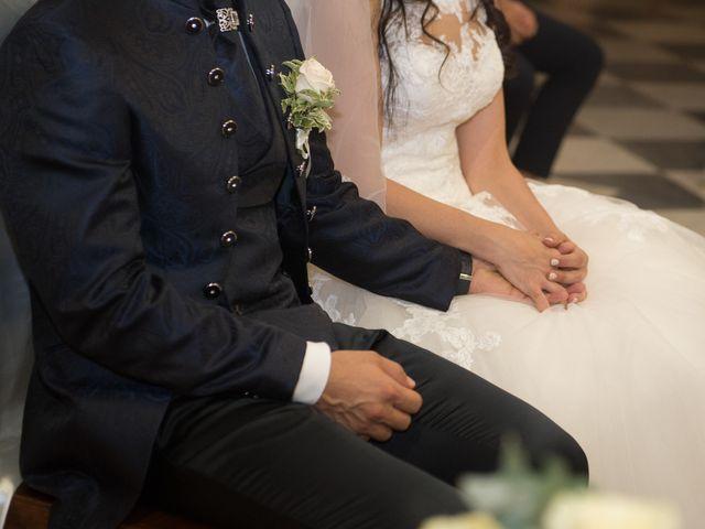 Il matrimonio di Fabio e Barbara a Sinnai, Cagliari 182