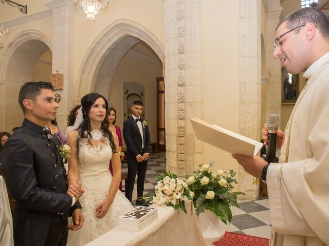 Il matrimonio di Fabio e Barbara a Sinnai, Cagliari 183