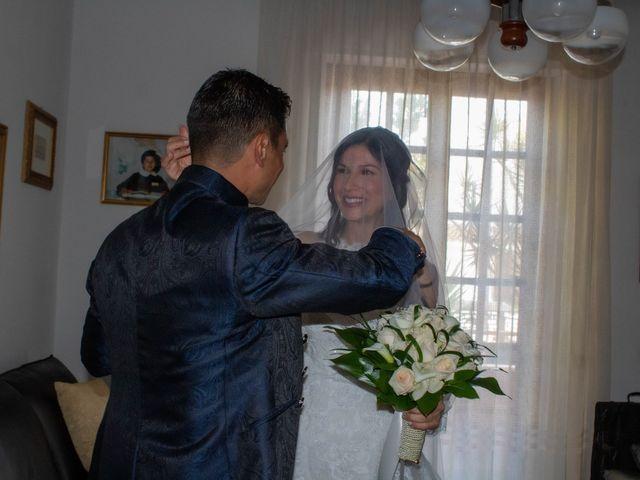 Il matrimonio di Fabio e Barbara a Sinnai, Cagliari 115