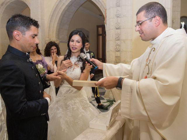 Il matrimonio di Fabio e Barbara a Sinnai, Cagliari 192