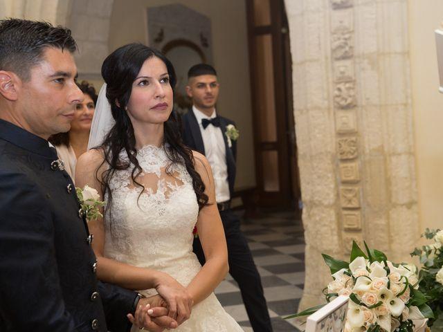 Il matrimonio di Fabio e Barbara a Sinnai, Cagliari 195