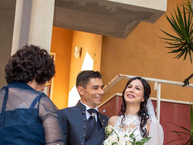 Il matrimonio di Fabio e Barbara a Sinnai, Cagliari 119