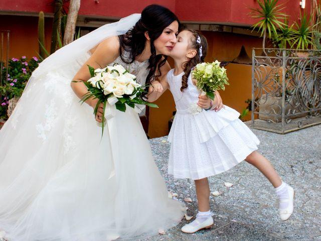Il matrimonio di Fabio e Barbara a Sinnai, Cagliari 125