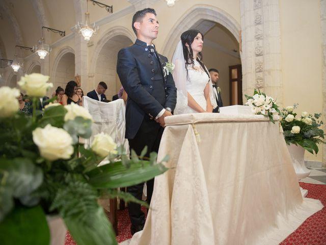Il matrimonio di Fabio e Barbara a Sinnai, Cagliari 204