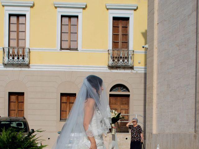Il matrimonio di Fabio e Barbara a Sinnai, Cagliari 152