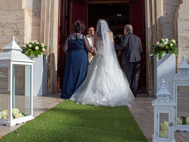 Il matrimonio di Fabio e Barbara a Sinnai, Cagliari 153