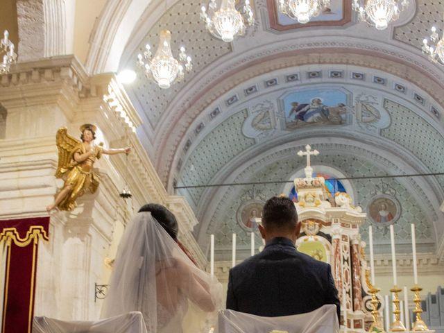 Il matrimonio di Fabio e Barbara a Sinnai, Cagliari 210