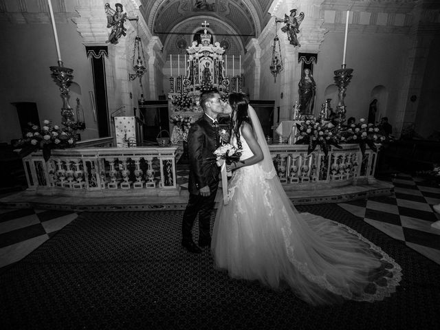 Il matrimonio di Fabio e Barbara a Sinnai, Cagliari 214