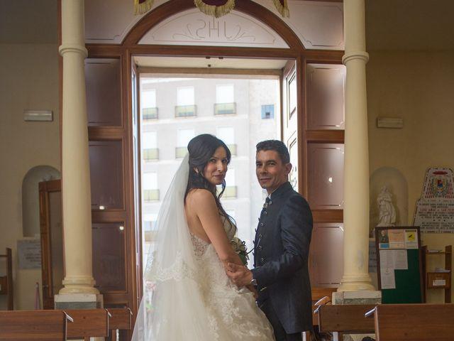 Il matrimonio di Fabio e Barbara a Sinnai, Cagliari 215