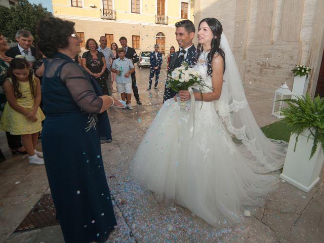 Il matrimonio di Fabio e Barbara a Sinnai, Cagliari 229