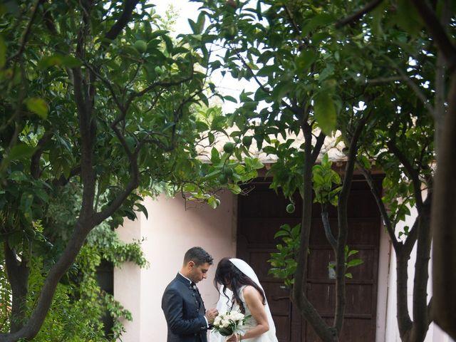 Il matrimonio di Fabio e Barbara a Sinnai, Cagliari 237