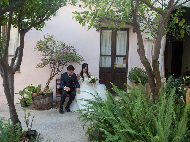 Il matrimonio di Fabio e Barbara a Sinnai, Cagliari 241