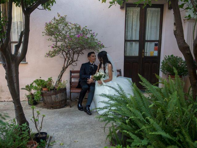 Il matrimonio di Fabio e Barbara a Sinnai, Cagliari 243