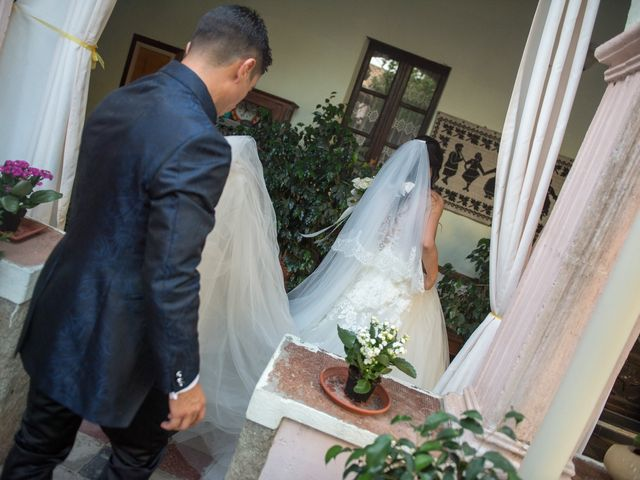 Il matrimonio di Fabio e Barbara a Sinnai, Cagliari 244