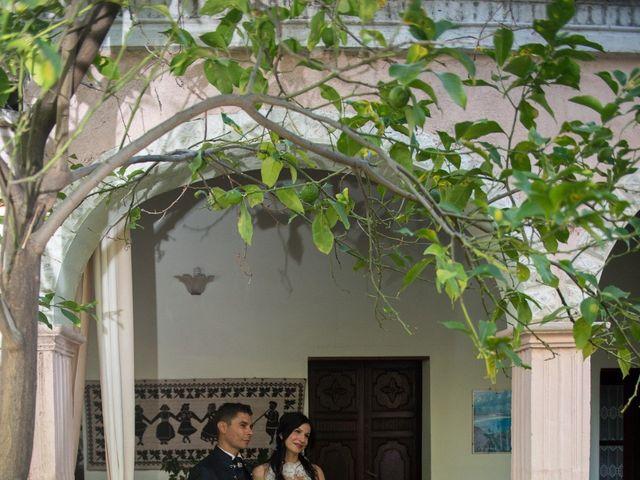 Il matrimonio di Fabio e Barbara a Sinnai, Cagliari 245