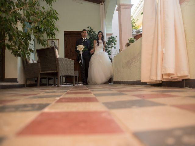 Il matrimonio di Fabio e Barbara a Sinnai, Cagliari 247