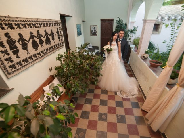 Il matrimonio di Fabio e Barbara a Sinnai, Cagliari 249