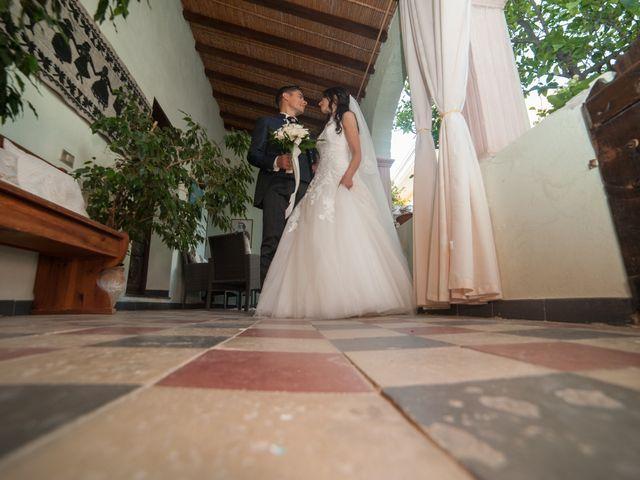 Il matrimonio di Fabio e Barbara a Sinnai, Cagliari 250