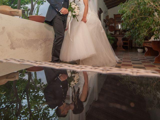 Il matrimonio di Fabio e Barbara a Sinnai, Cagliari 256