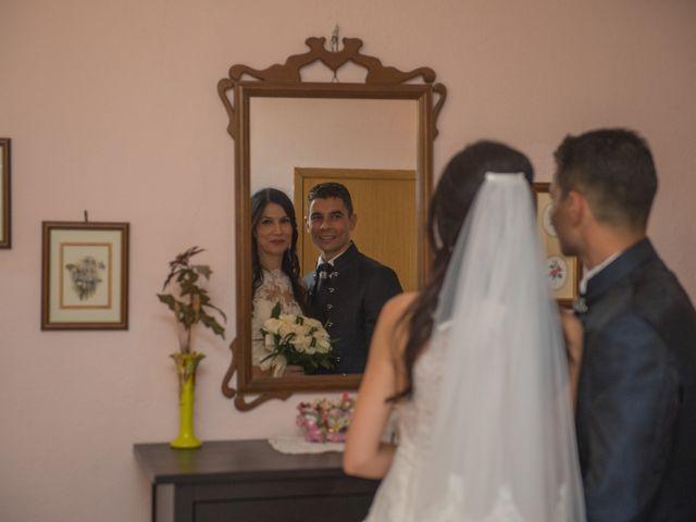 Il matrimonio di Fabio e Barbara a Sinnai, Cagliari 257