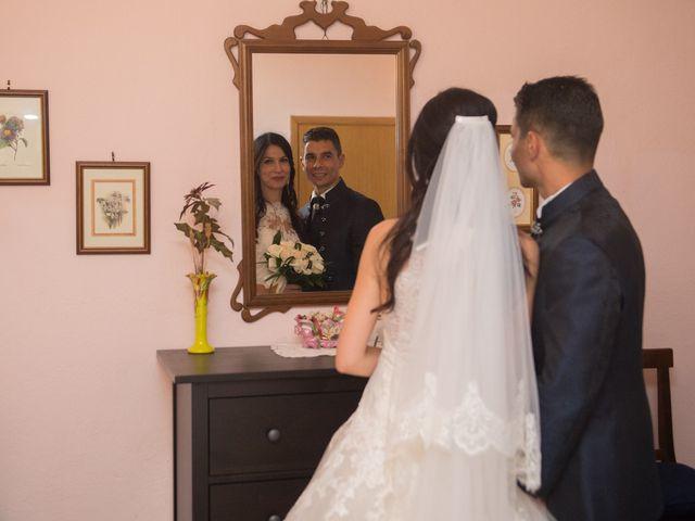 Il matrimonio di Fabio e Barbara a Sinnai, Cagliari 258