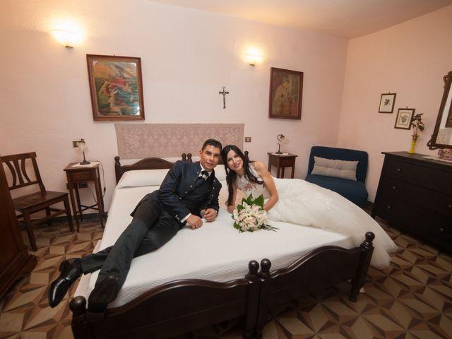 Il matrimonio di Fabio e Barbara a Sinnai, Cagliari 265