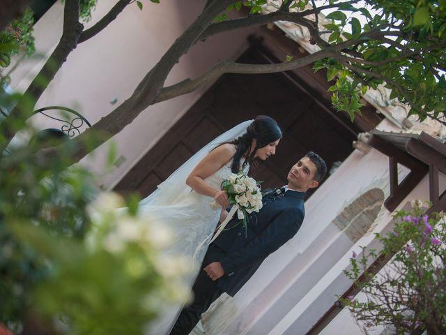 Il matrimonio di Fabio e Barbara a Sinnai, Cagliari 266