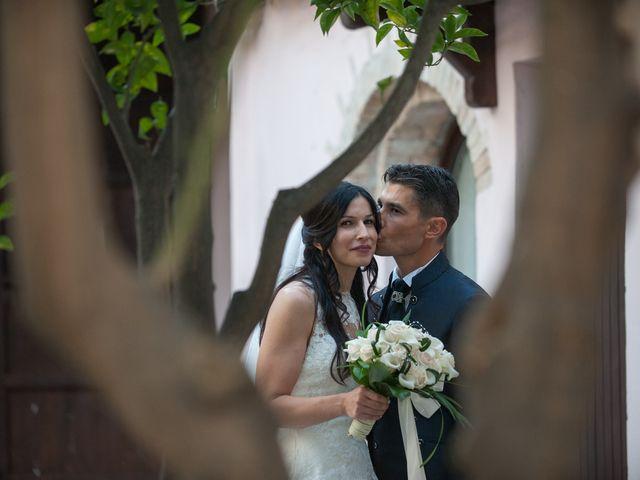 Il matrimonio di Fabio e Barbara a Sinnai, Cagliari 267