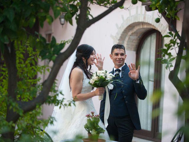 Il matrimonio di Fabio e Barbara a Sinnai, Cagliari 271