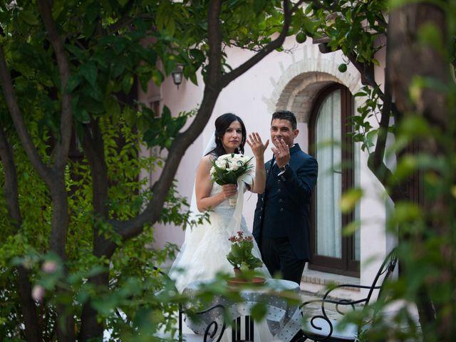 Il matrimonio di Fabio e Barbara a Sinnai, Cagliari 272