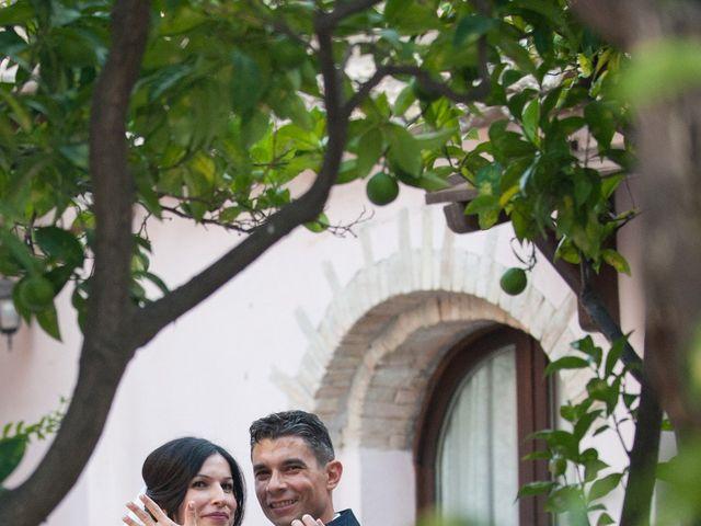 Il matrimonio di Fabio e Barbara a Sinnai, Cagliari 273