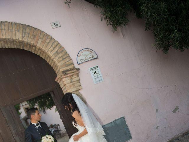 Il matrimonio di Fabio e Barbara a Sinnai, Cagliari 275
