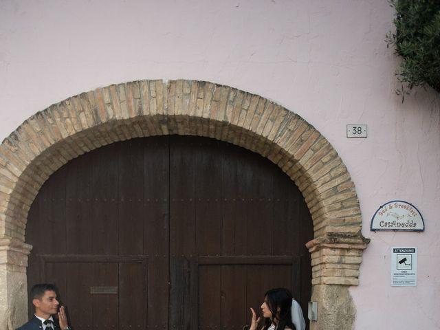 Il matrimonio di Fabio e Barbara a Sinnai, Cagliari 277