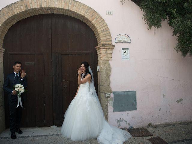 Il matrimonio di Fabio e Barbara a Sinnai, Cagliari 280