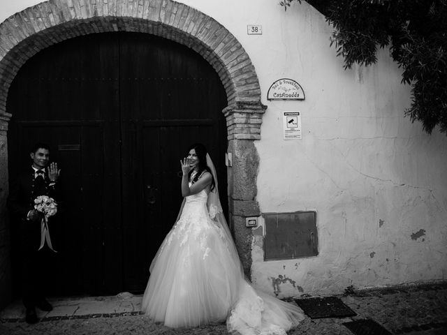 Il matrimonio di Fabio e Barbara a Sinnai, Cagliari 281