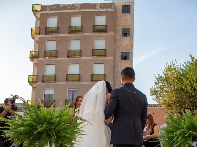 Il matrimonio di Fabio e Barbara a Sinnai, Cagliari 228