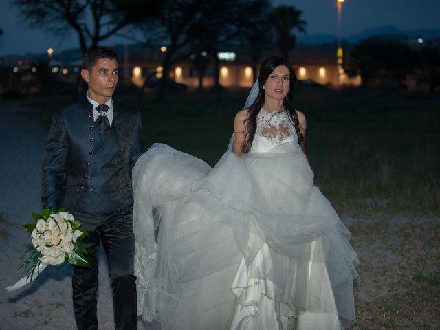 Il matrimonio di Fabio e Barbara a Sinnai, Cagliari 286