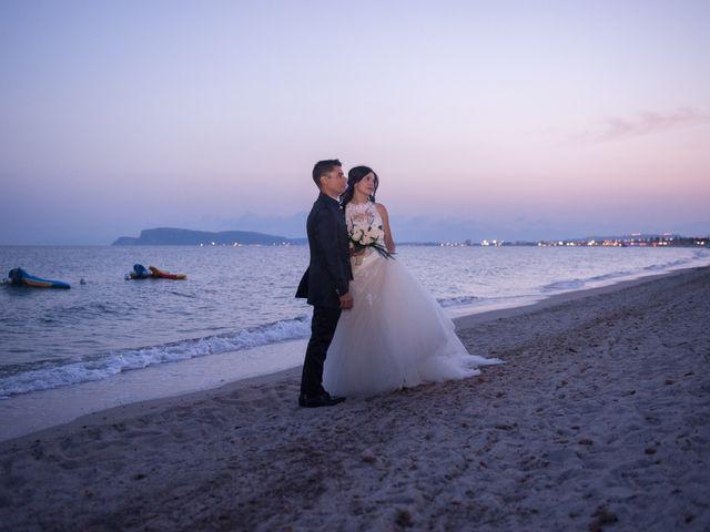 Il matrimonio di Fabio e Barbara a Sinnai, Cagliari 292