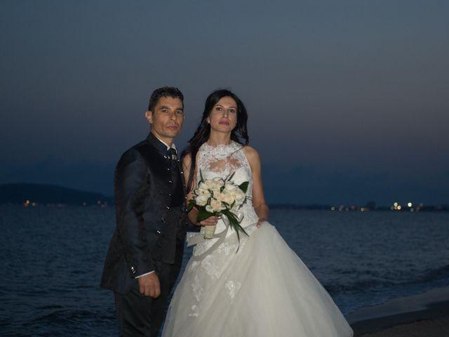 Il matrimonio di Fabio e Barbara a Sinnai, Cagliari 293