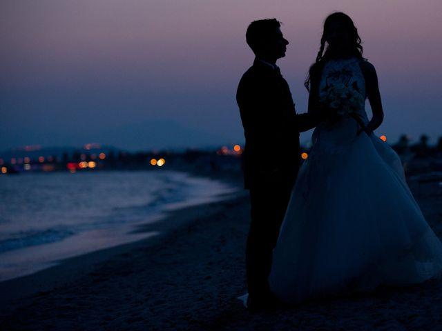 Il matrimonio di Fabio e Barbara a Sinnai, Cagliari 297