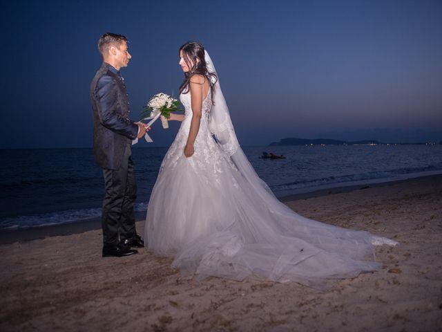 Il matrimonio di Fabio e Barbara a Sinnai, Cagliari 303