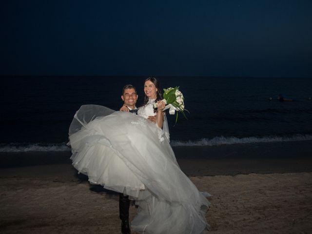 Il matrimonio di Fabio e Barbara a Sinnai, Cagliari 307