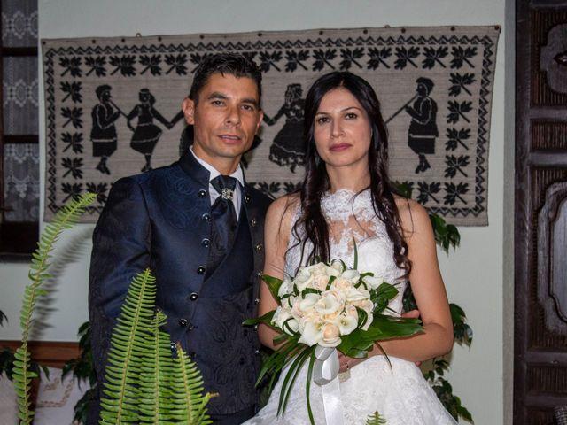 Il matrimonio di Fabio e Barbara a Sinnai, Cagliari 260