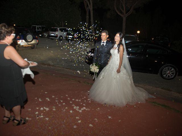 Il matrimonio di Fabio e Barbara a Sinnai, Cagliari 329