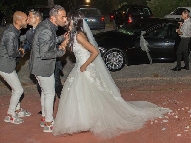 Il matrimonio di Fabio e Barbara a Sinnai, Cagliari 332