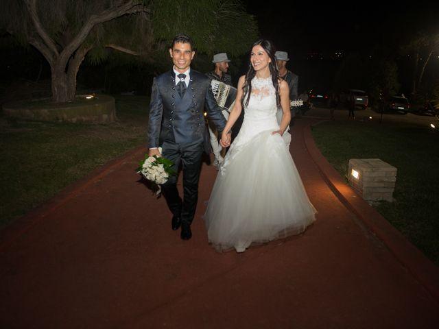 Il matrimonio di Fabio e Barbara a Sinnai, Cagliari 335