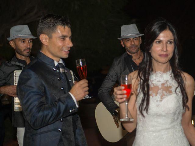 Il matrimonio di Fabio e Barbara a Sinnai, Cagliari 339