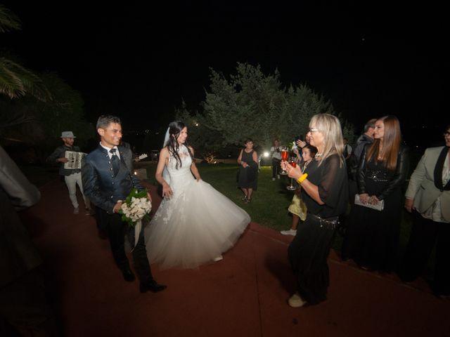 Il matrimonio di Fabio e Barbara a Sinnai, Cagliari 340