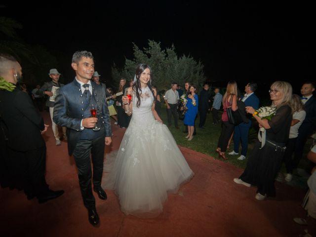 Il matrimonio di Fabio e Barbara a Sinnai, Cagliari 341