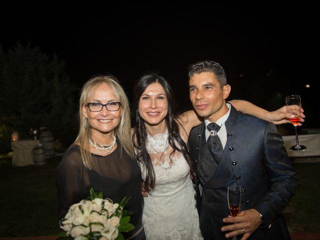 Il matrimonio di Fabio e Barbara a Sinnai, Cagliari 343